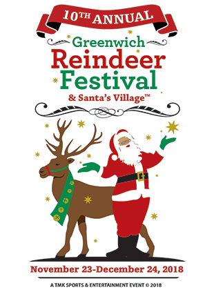 10th Greenwich Reindeer Festival